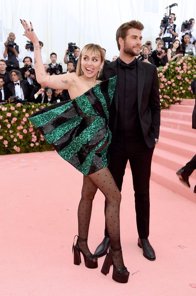 Miley Cyrus Dress Met Gala 2019
