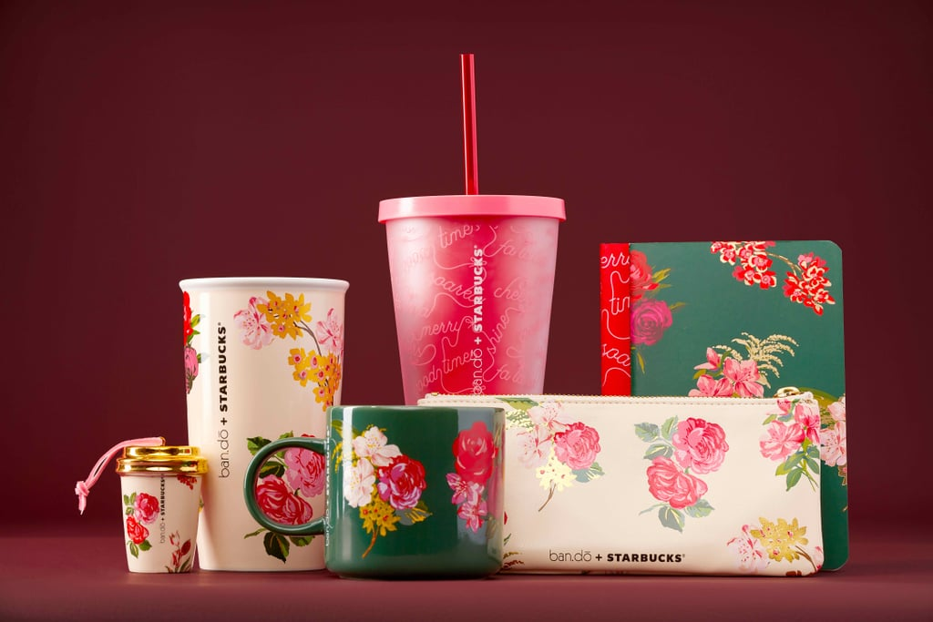 Starbucks Ban.do Holiday Collection 2018