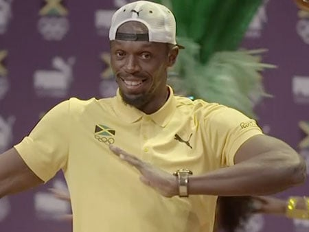 WATCH: Dancing With The Stars  Listen up! Usain Bolt Wants in
