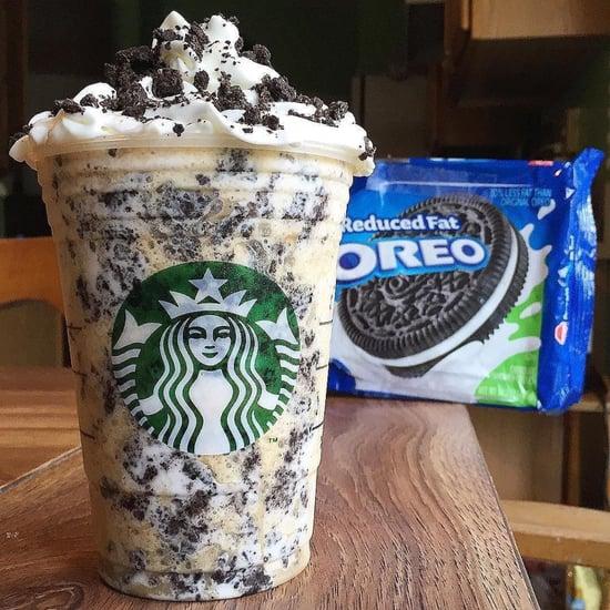 How to Order Starbucks's Secret Oreo Frappuccino