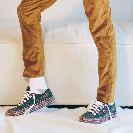 Vans x Opening Ceremony Plaid Sneakers