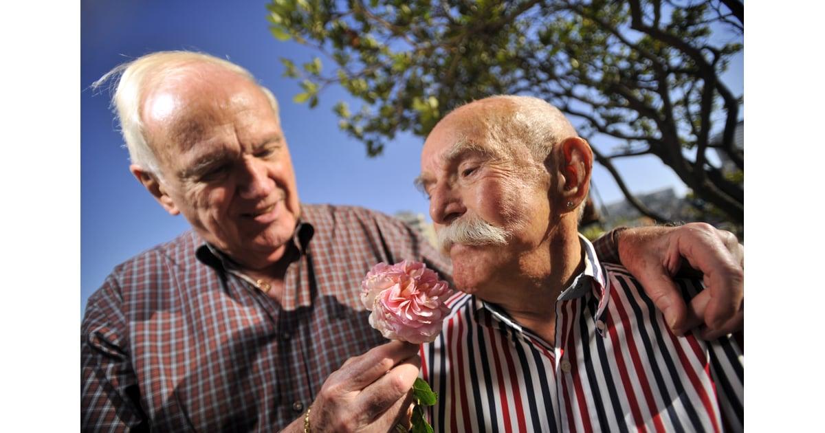 Пожилые геи фото