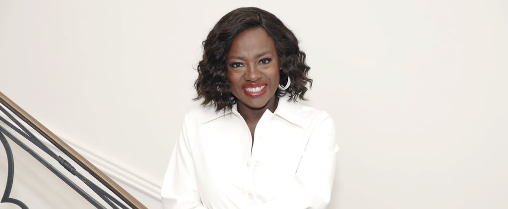Viola Davis's Quotes About Demanding Her Worth in InStyle