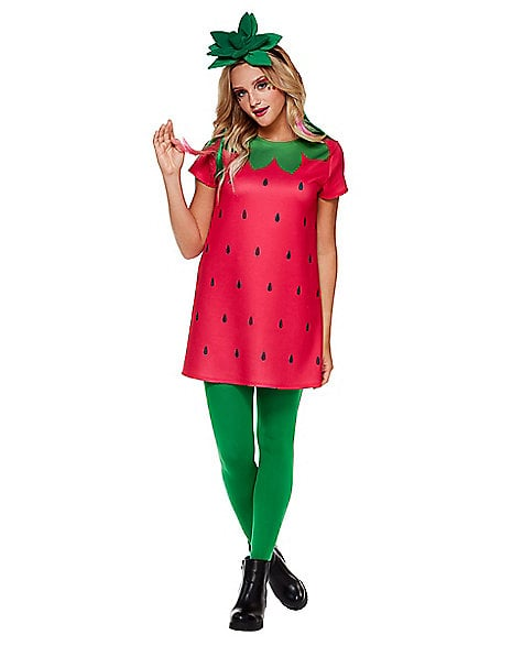 Strawberry Dress Costume ($30)
