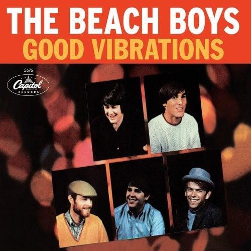 """""""Good Vibrations"""" by The Beach Boys"""