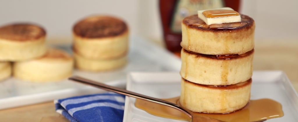 No, These Aren't English Muffins; They're Japanese Hotcakes!