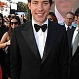 John Krasinski at the 59th Annual Primetime Emmy Awards in 2007