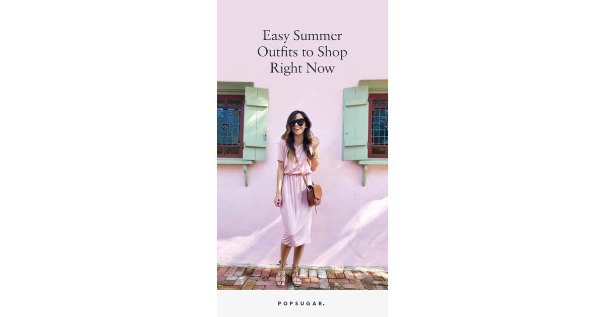 4d0a1195e71e Easy Summer Outfits to Shop | POPSUGAR Fashion Photo 17