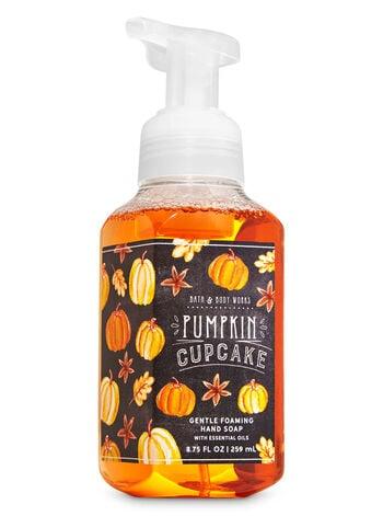 Pumpkin Cupcake Gentle Foaming Hand Soap