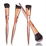 Lolipop Luxury Copper Makeup Brushes