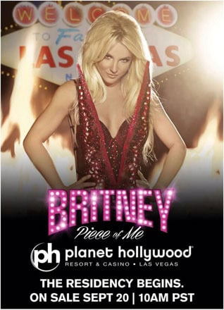 We've been counting down the days for Britney Spears Planet Hollywood VIP Meet and Greet Package ($2,500). There's nothing quite like seeing Brit's legendary moves and dancing to her hits in person —in Vegas! —Molly Goodson, VP of content