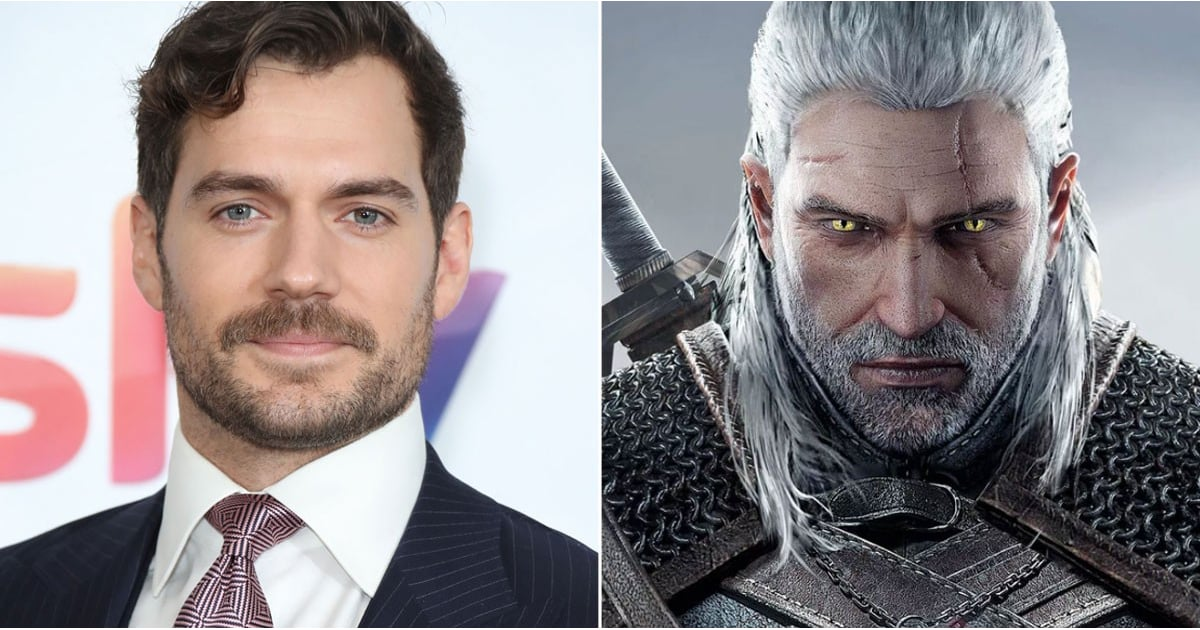 From Man Of Steel To Geralt Of Rivia Henry Cavill Is