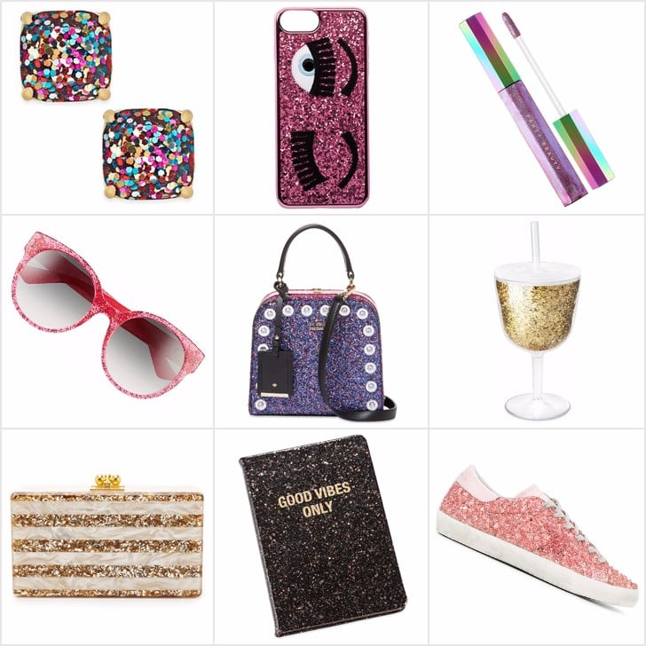 50 Sparkly Gifts For the Glitter-Obsessed Girl