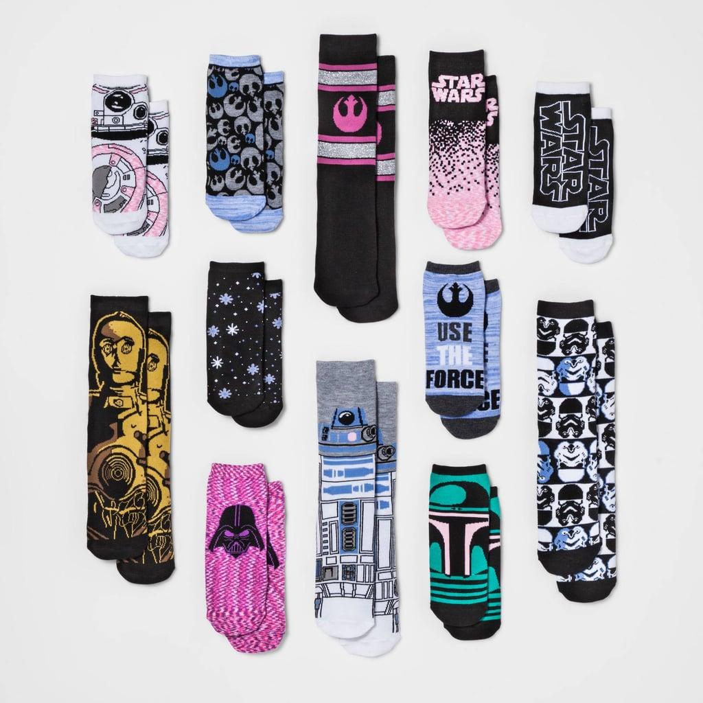 12 Days of Socks — Women's Version