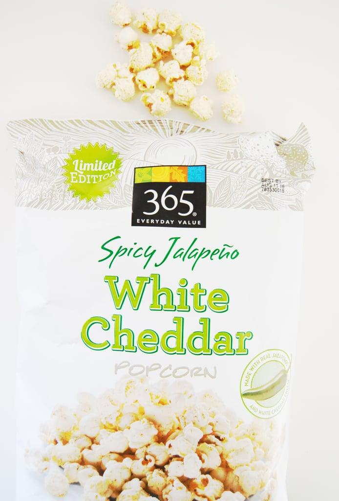 Whole Foods 365 Spicy Jalapeño White Cheddar Popcorn