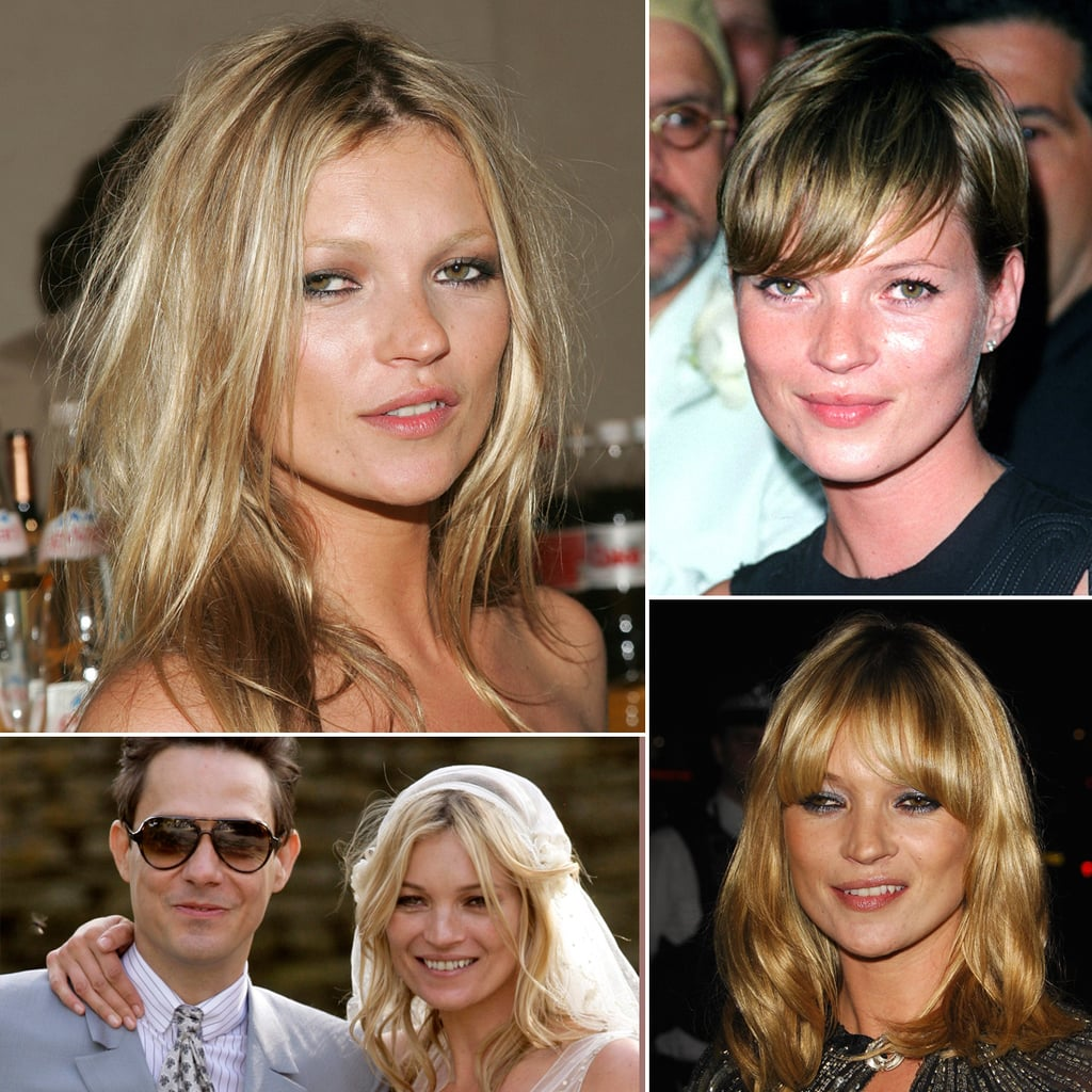 Kate Moss's Best Hairstyles | Pictures