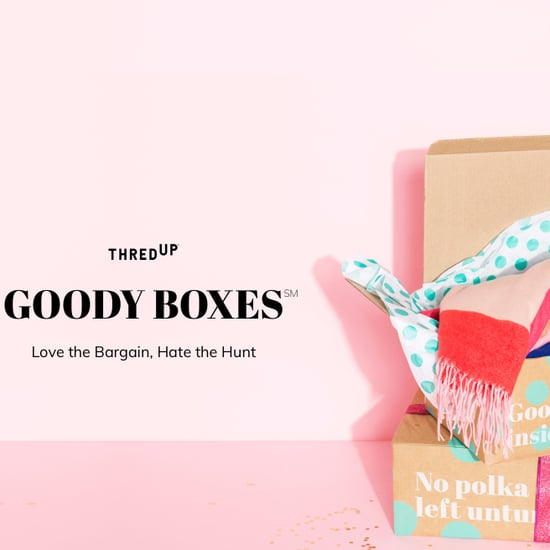 ThredUp Goody Boxes Secondhand Thrift Shopping Review