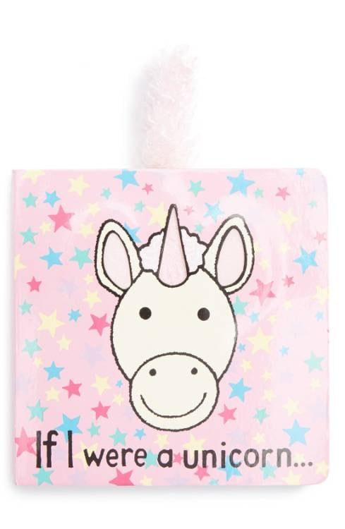 Jellycat's If I Were a Unicorn Board Book