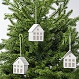 Vinterfest Hanging House Ornaments