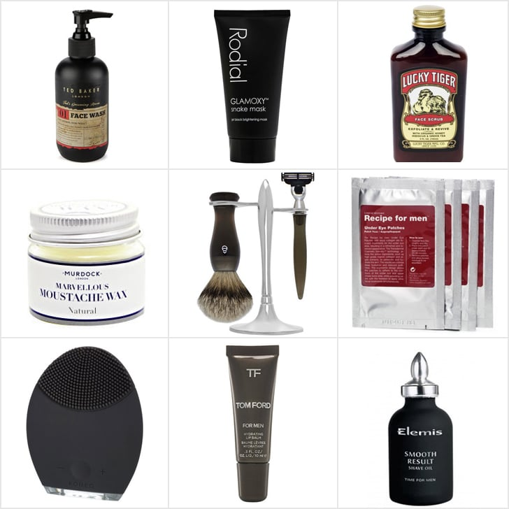What Grooming Products to Buy For a Man