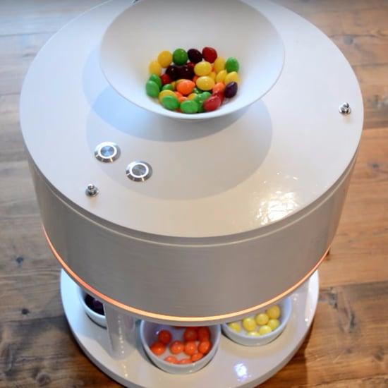 Skittle Color Sorting Machine