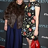 Rachel Brosnahan and Her Late Aunt Kate Spade