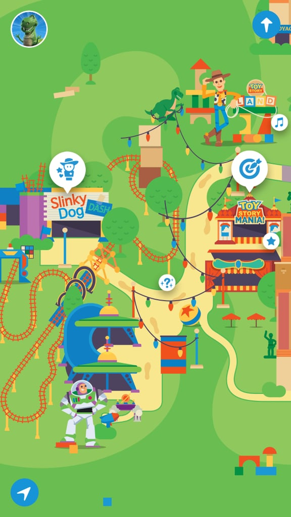 Use the Play Disney Parks app while on lines and waiting for attractions.