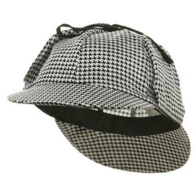 Sherlock Cap ($6)