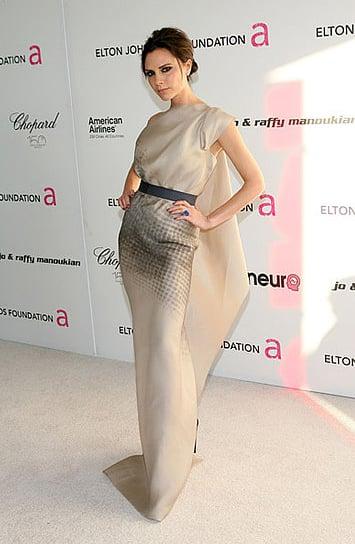 Photos of Celebrities in Victoria Beckham Dresses