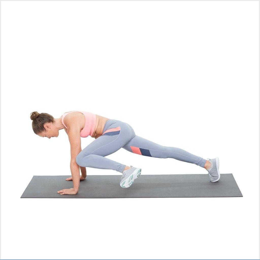 30-Day Plank Challenge | POPSUGAR Fitness UK