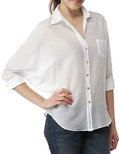Splendid Long Sleeve Dolman Shirt