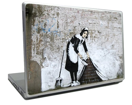 Banksy - The Sweeper