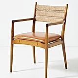Soho Home x Anthropologie Roped Back Dining Chair