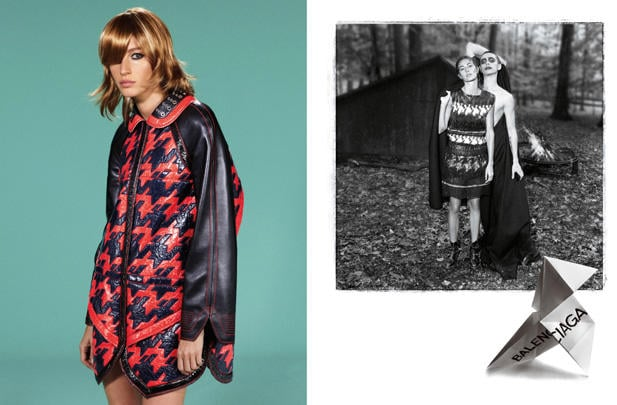 Balenciaga's Spring '11 Campaign in Full View