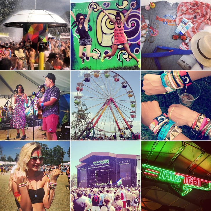 We Came, We Roo'd, We Conquered — See Our Bonnaroo Instagram Diary!