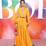 Gigi Hadid Carried Only Champagne to the Business of Fashion 500 Gala