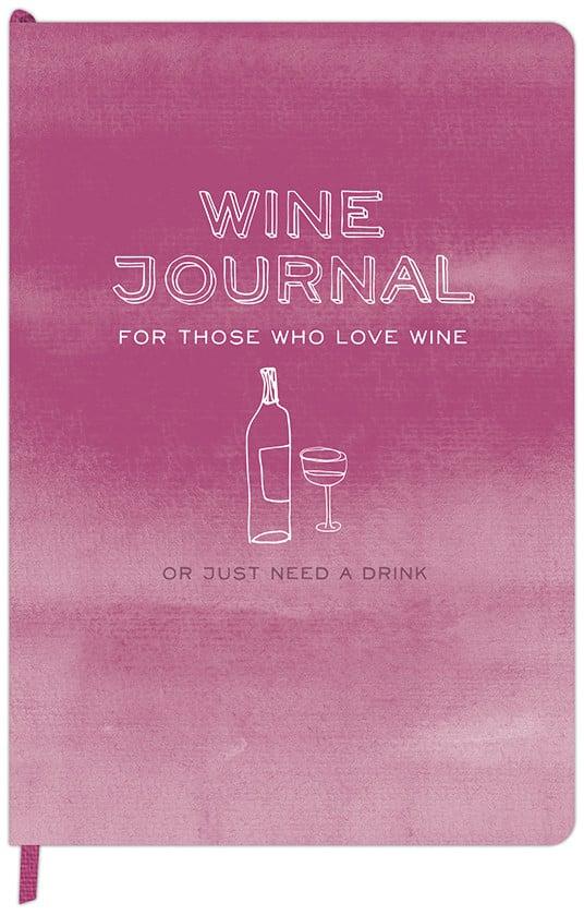 Knock Knock Specialty Wine Journal ($11)