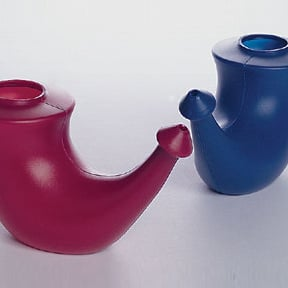 How to Use a Neti Pot