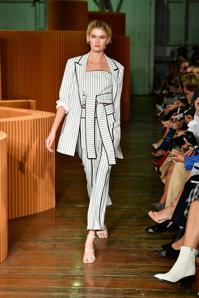 Spring Summer Runway Trends Australian Fashion Week 2018 Popsugar