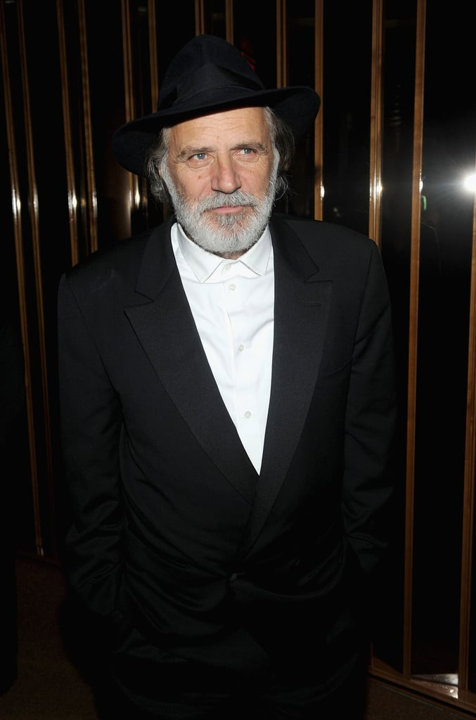 Rade Serbedzija at the afterparty for In the Land of Blood and Honey.