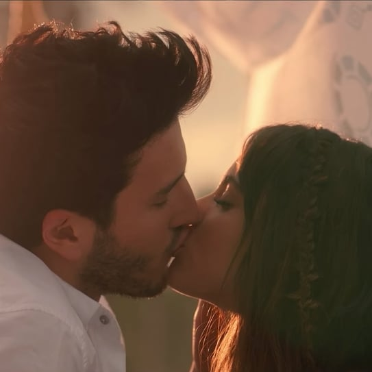 Sebastian Yatra and Tini Sexy Photos