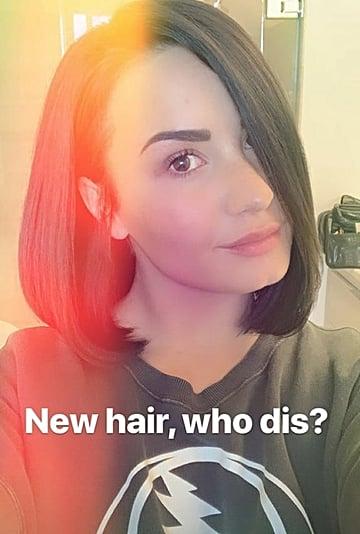 Celebrity Hair Transformations Summer 2019