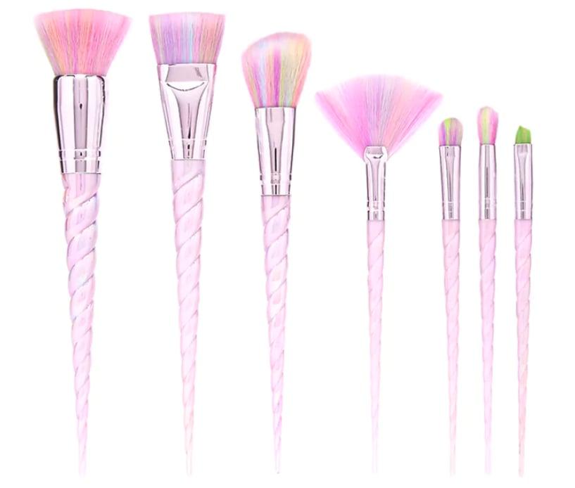 Unicorn Horn Makeup Brush Set