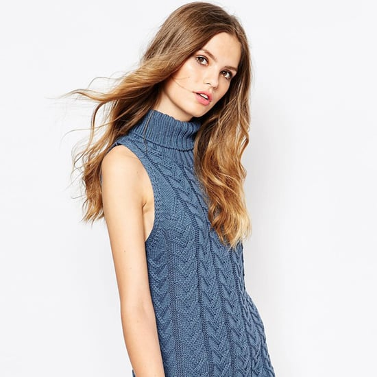 Where to Buy Sleeveless Turtleneck Knits Under $100