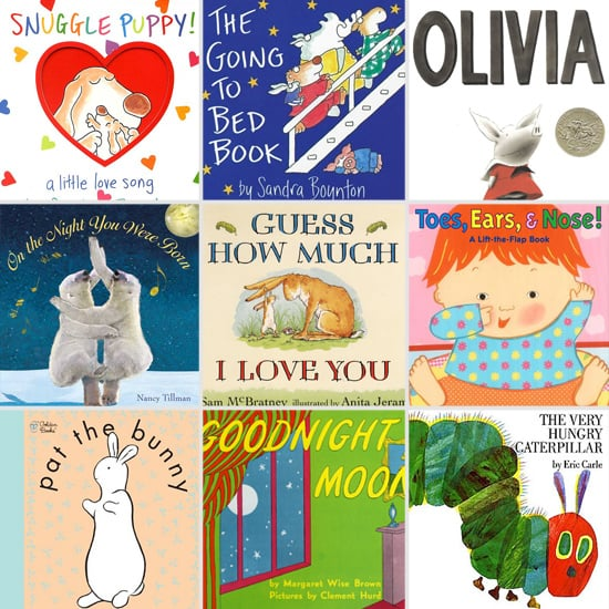 First Library Essentials: The 10 Best Board Books For Babies