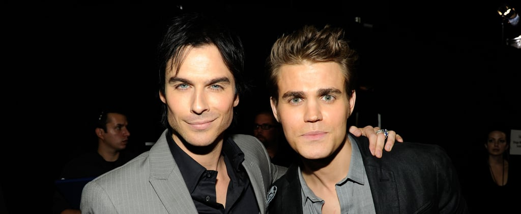 Ian Somerhalder and Paul Wesley Are Releasing a Bourbon