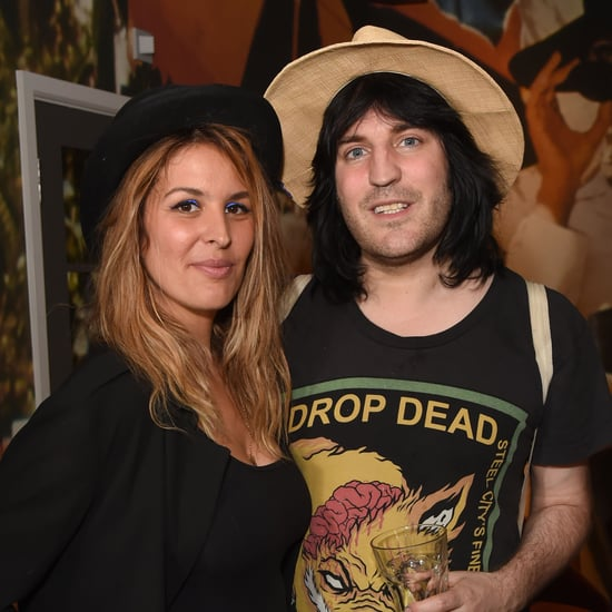 Noel Fielding and Lliana Bird Welcome Second Child Iggy