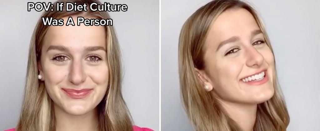 Victoria Garrick Breaks Down Diet Culture on TikTok