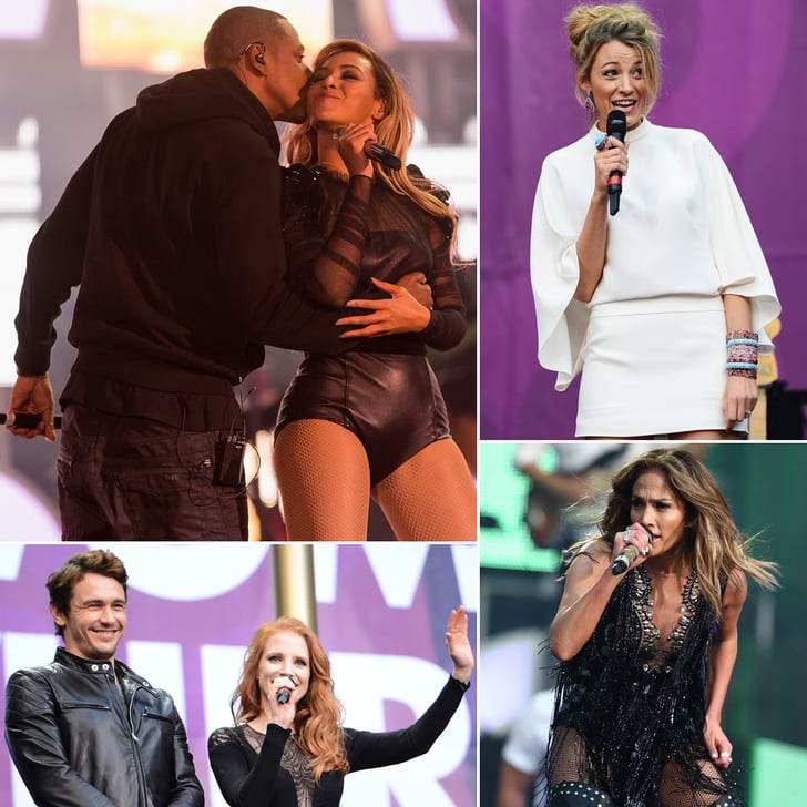 Beyoncé, Blake Lively, J Lo, and More Bring Star Power to Chime For Change