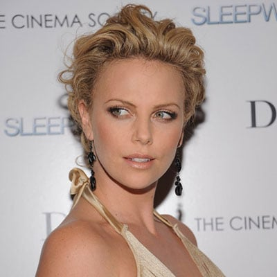 Charlize Theron at a Screening of Sleepwalking in NYC